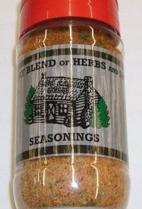 Log Cabin Grub All Purpose Seasoning